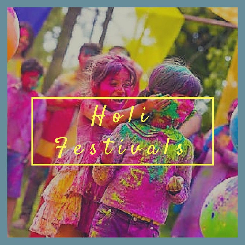Sippin Gypsy Guest Post: Holi Festivals in India by Rahat of Travel